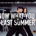 【ダンス】291万回再生!Jun LiuとTina BooがI Know What You Did Last Summerで華麗に男女のダンス!