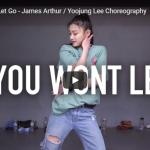 【ダンス】214万回再生!Yoojung Leeがジェームズ・アーサーのヒット曲で踊るエモーショナルなダンスが心打つ!