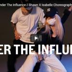 【ダンス】54万回再生!isabelleがクリス・ブラウンのUnder The Influenceでしなやかなダンスで魅了!