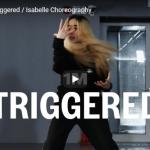 【ダンス】13万回再生!isabelleがジェネイ・アイコのTriggeredで感情溢れる熱いダンスで魅了する!