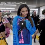 【歌】112万回再生!ティナーシェがオシャレに東京の街や山手線で歌い踊るSAVE ROOM FOR USが熱い!