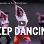 【ダンス】195万回再生!Lia KimがマンダのKeep Dancingで抑揚あるセンスあふれるダンスで熱くする!