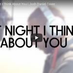 【歌】ジョシュ・ダニエルがジェームズ・アーサーが圧倒的歌唱力でMNEKのAt Nightを歌い心響く!