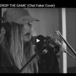 【歌】ジョシュ・ダニエルが圧倒的歌唱力がしびれるチェット・フェイカーのカバー曲DROP THE GAME!