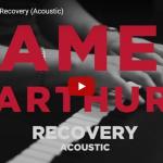 【歌】309万回再生!ジェームズ・アーサーののパッション溢れる歌が心響くRecoveryが熱い!