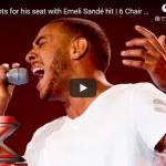 【歌】275万回再生!ジョシュ・ダニエルがエミリー・サンデーのClownを魂こもる歌唱力で会場を静かに惹き込む!