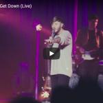 【歌】66万回再生!ジェームズ・アーサーがGet Downのライブ動画がエネルギッシュで最高の歌がしびれる!