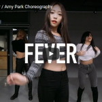【ダンス】61万回再生!Amy ParkがビヨンセのFeverでセンス溢れる艶あるダンスでスタジオを熱くする!