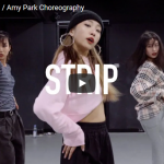 【ダンス】58万回再生!Amy Parkリトル・ミックスのFeverで抜群のビート感センス溢れるダンスが熱い!