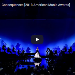 【歌】634回再生!カミラ・カベロの失恋ソングConsequencesのライブが歓声止まない凄歌!
