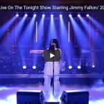 【歌】91万回再生!エラ・メイがTVライブで歌うTripが圧倒的な歌唱力でリズミカルに静かに心に届ける!