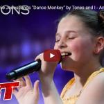 【歌】2501回再生!10歳の少女アニー・ジョーンズが圧倒的な鳥肌レベルの歌唱力で会場を熱気にした歌!