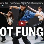 【ダンス】13万回再生!Amy ParkeがラップのFoot Fungusの細かいビートを圧倒的センスで踊る!