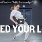 【ダンス】20万回再生!DebbyがペンタトニックのI Need Your Loveで華麗なキレある動きでクールに踊る!
