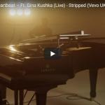 【歌】126万回再生!ジョナス・ブルーとジーナ・クシカがコラボしたHeartbeatが静かに心に響き惹き込む!