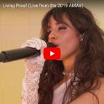 【歌】689万回再生!カミラ・カベロのLiving Proofライブ動画の世界観と歌と踊りが惹き込む!