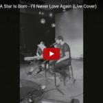 【歌】230万回再生!ジェームズ・アーサーのアリー/スター誕生のI'll Never Love Againが最高!