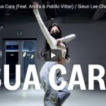 【ダンス】21万回再生!Sieun Leeがメジャー・レイザーのSua Cara華麗にしなやかなダンスを踊る!