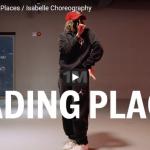 【ダンス】16万回再生!isabelleがアッシャーのTrading Placesで圧倒的センス溢れるダンスが熱!