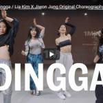 【ダンス】1133万回再生!Lia Kimが本物のMAMAMOO(ママム)が出演し踊るDinggaが熱いダンスだ!
