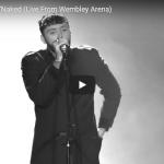 【歌】90万回再生!ジェームズ・アーサーのラブソングNakedのライブが静かに惹き込まれ心に響く愛の歌!