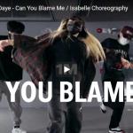 【ダンス】16万回再生!isabelleがケラーニのCan You Blame Meで唯一無二のダンスで熱く踊る!