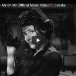 【歌】8433万回再生!カミラ・カベロのダベイビーとコラボしMy Oh Myが映画感溢れ惹き込む映像と歌!