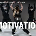 【ダンス】34万回再生!isabelleがケリー・ローランドのMotivationで神ダンスで心熱くなるダンス!