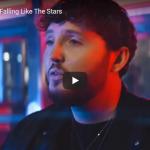 【歌】5167万回再生!ジェームズ・アーサーのFalling Like The Starsが愛を育み交わる愛の歌が心打つ!
