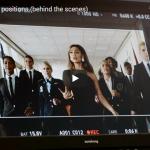 【歌】235回再生!アリアナ・グランデのpositionsの撮影風景バージョンの動画もいい感じに仕上がり惹き込む!