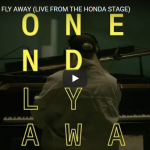 【歌】トーンズ・アンド・アイのFLY AWAYの本田ステージバージョンもパッションの詰まった歌が静かに惹き込む!
