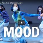 【ダンス】159万回再生!Lia Kimが24kGoldnのMoodで色々なステクニックを交えながら楽しく踊る!