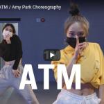 【ダンス】24万回再生!Amy Parkeがブリー・ランウェイのラップATMを抜群のビート感で音を感じ切り踊る!