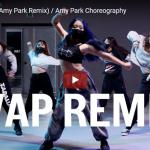 【ダンス】184万回再生!Amy Parkeがカーディ・BのラップWAPでビート感溢れるダンスで熱くする!