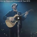 【歌】12万回再生!ジェームズ・アーサーのPersonal UK Tour 2019のエネルギー溢れるライブが熱い!