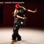 【ダンス】14万回再生!isabelleがリル・ウェインのLollipopでセンス溢れるダンスでクールにキメル!