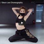 【ダンス】18万回再生!Sieun LeeがシアラのLevel Upで華麗に艶あるダンスで魅了する!
