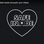 【歌】196万回再生!ジェームズ・アーサーのSafe Insideのアコースティックverは歌に集中し惹き込む!