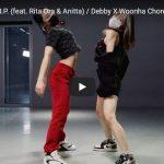 【ダンス】37万回再生!Debbyがソフィア・レイエスのR.I.P.でエキゾチックにクールにキメル!