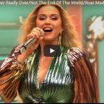 【歌】189万回再生!ケイティ・ペリーの世界的ヒットした曲のメドレーライブが圧倒的オーラと歌唱力で惹き込む!