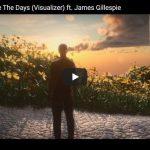 【歌】235万回再生!カイゴがジェームス・ギレスピーとコラボしたラブソングGone Are The Daysが心に響く!