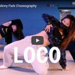 【ダンス】29万回再生!Minny ParkがアニッタのLocoで華麗で軽やかなダンスでクールにキメル!