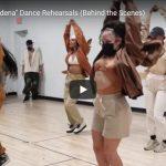 【ダンス】ティナーシェがラッパーのBuddyとコラボしPasadenaのダンスリハ動画が熱い!