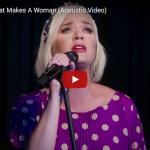【歌】139万回再生!ケイティ・ペリーがWhat Makes A Womanをライブでエモーショナルな歌で惹き込む!