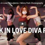 【ダンス】114万回再生!Minny ParkがビヨンセのDrunk In Loveでビート感ある艶あすダンスが熱!