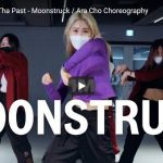 【ダンス】11万回再生!ARA CHOがMoonstruckセンス溢れる軽やかなダンスでスタジオを熱くする!